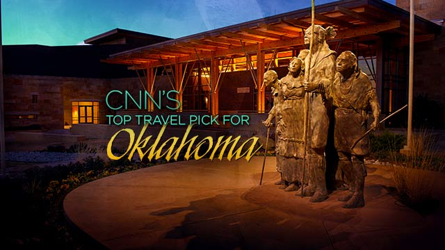 Gateway : CNN's Top Travel Pick for Oklahoma
