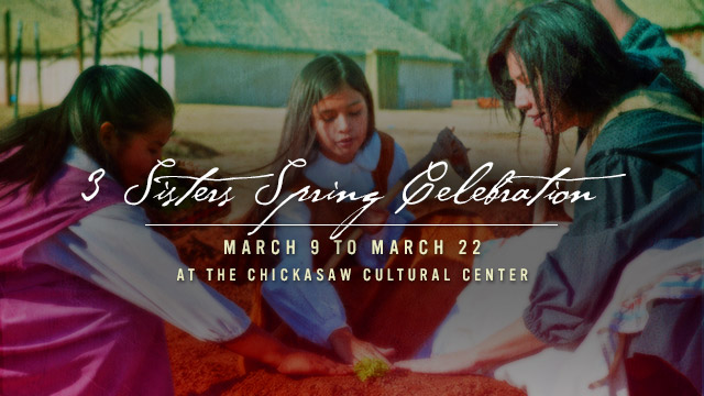 Gateway: Three Sisters Spring Celebration