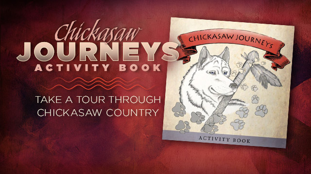 Gateway : Chickasaw Journeys Activity Book