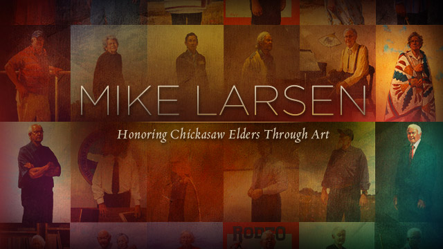 Arts : Mike Larsen