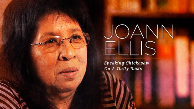 Language : JoAnn Ellis : Speaking Daily