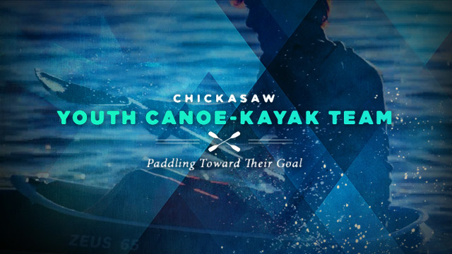 Respect the Spark : Youth Canoe Kayak Team