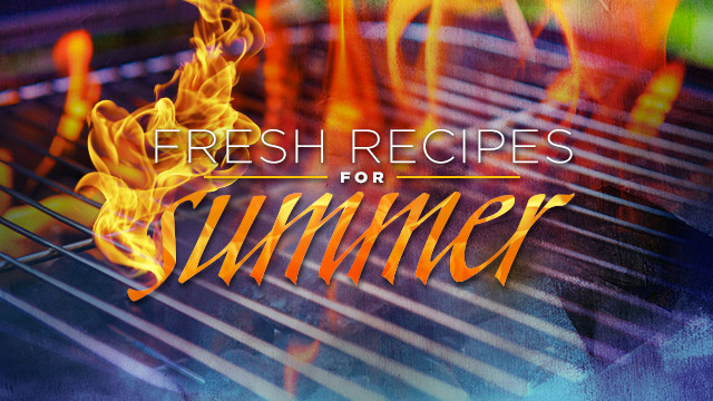 Gateway : Fresh Recipes for Summer