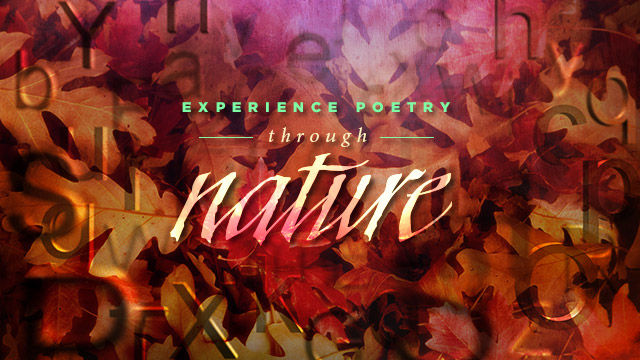 Arts : Experience Poetry Through Nature