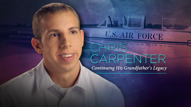 Respect the Spark : Chris Carpenter : Grandfather's Legacy