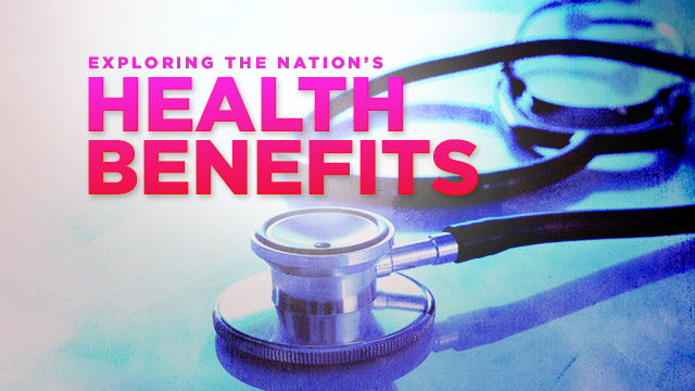 Health : Exploring the Nation's Health Benefits
