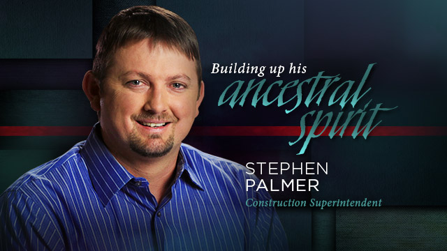 Profiles of a Nation : Stephen Palmer