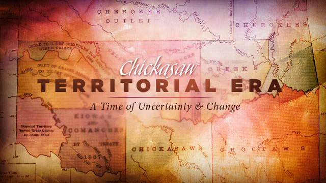 History & Culture : Territorial Era : A Time of Uncertainty & Change