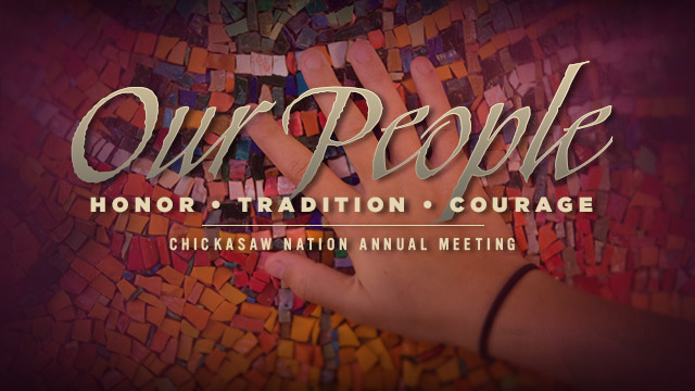 Gateway : Chickasaw Nation Annual Meeting 2014