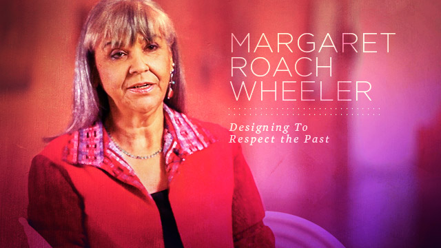 Arts : Margaret Roach Wheeler : Designing to Respect the Past