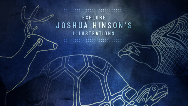 Arts : Explore Joshua Hinson's Illustrations