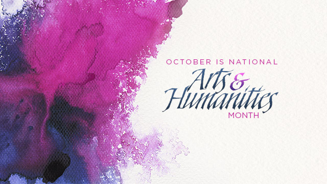 Arts : National Arts & Humanities Month 2014