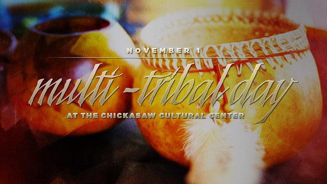History & Culture : Multi-Tribal Day 2014