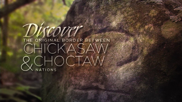 History & Culture : Discover the Original Border Between Chickasaw and Choctaw Nations