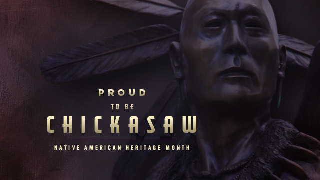Gateway : Proud to Be Chickasaw