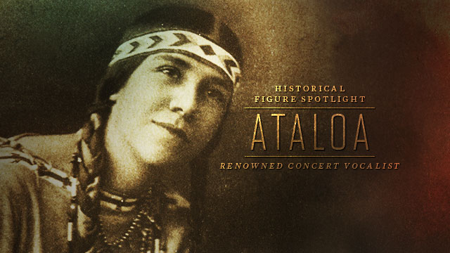 History & Culture : Historical Figure Spotlight : Te Ata