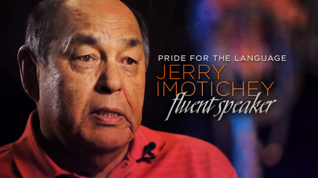 Language : Pride for the Language : Jerry Imotichey