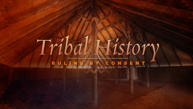 History & Culture : Tribal History