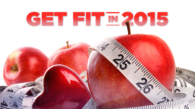 Health : Get Fit in 2015