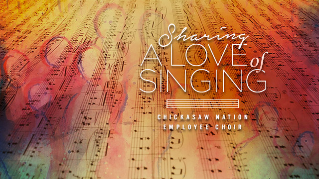 Arts : Sharing A Love of Singing : Chickasaw Nation Employee Choir