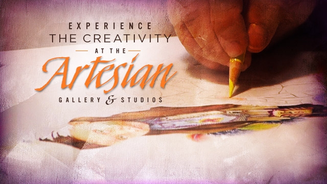 Arts : Experience the Creativity at the Artesian Gallery & Studios