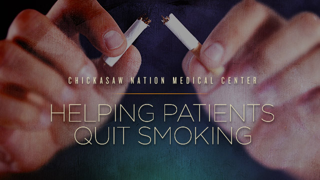 Health : Helping Patients Quit Smoking