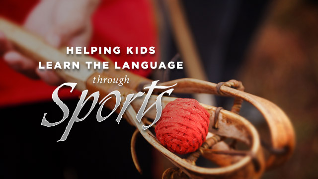Langauge : Helping Kids Learn the Language Through Sports