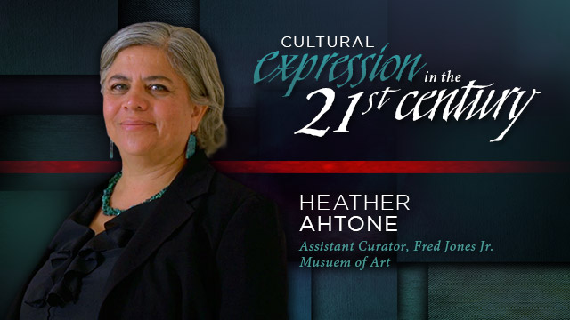 Profiles of a Nation : Heather Ahtone