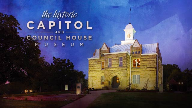 History & Culture : Historic Capitol and Council House Museum