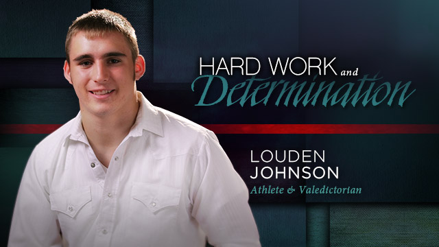 Profiles of a Nation : Louden Johnson
