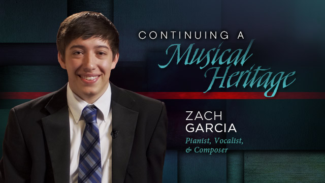 Profiles of a Nation : Zach Garcia
