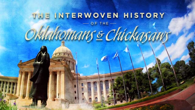 Respect the Spark : The Interwoven History of Oklahomans & Chickasaws