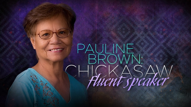 Language : Pauline Brown