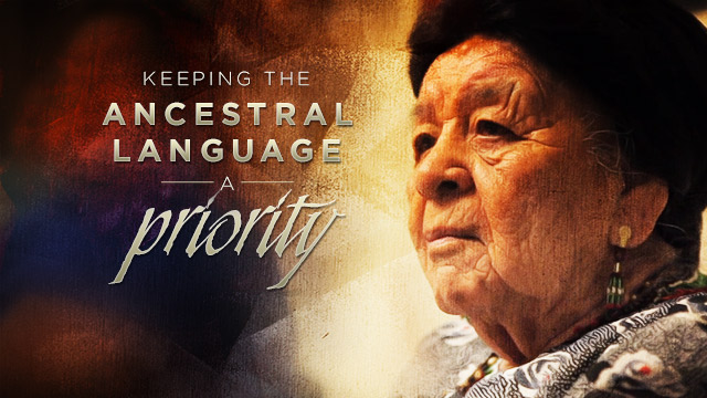 Language : Keeping Ancestral Language A Priority