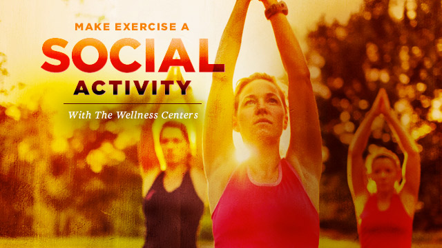Health : Wellness Center as Social Place