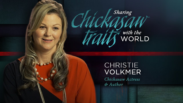 Profiles of a Nation : Christie Volkmer