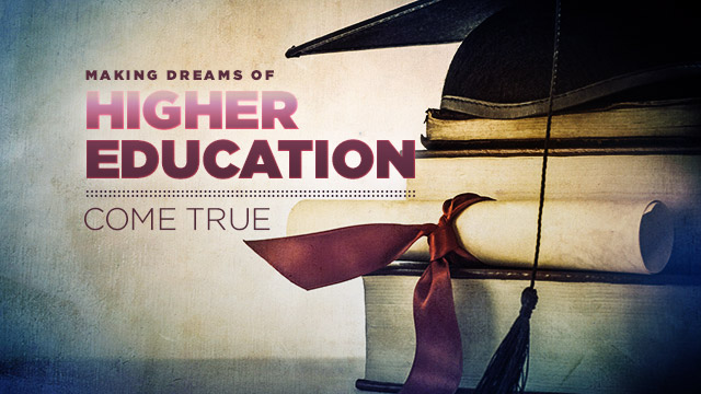 Respect the Spark : Making the Dreams of Higher Education Come True