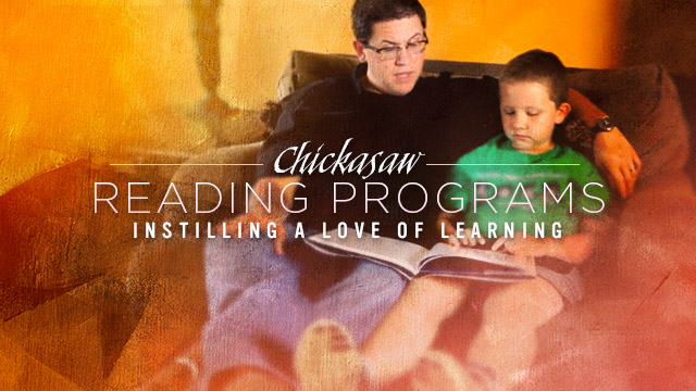 Arts : Chickasaw Reading Programs