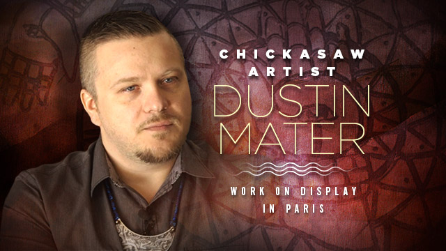 Arts : Dustin Mater : On Display in Paris