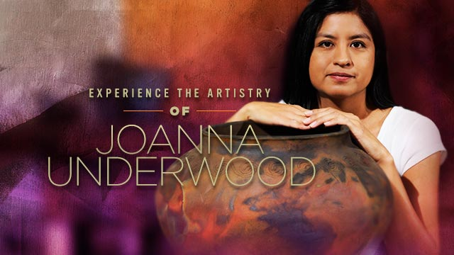 Arts : Experience the Artistry of Joanna Underwood