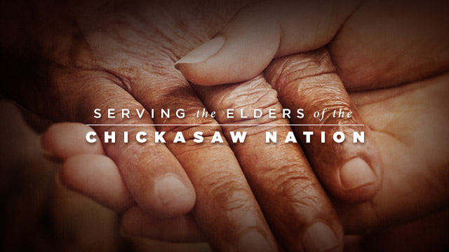 Gateway : Serving the Elders of the Chickasaw Nation