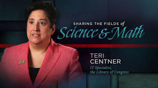Profiles of a Nation : Teri Centner