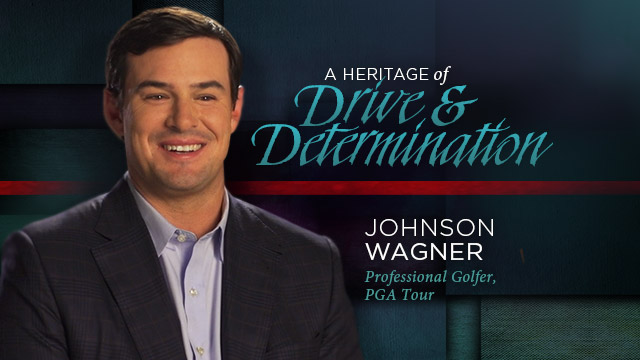 Profiles of a Nation : Johnson Wagner