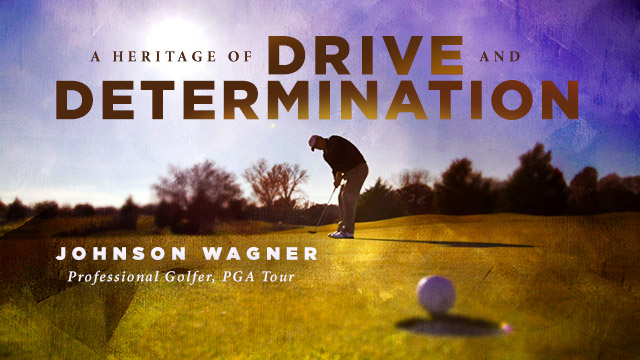 Gateway : Johnson Wagner : A Heritage of Drive and Determination