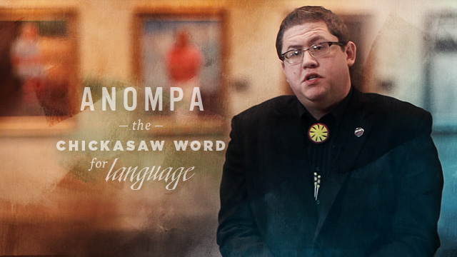 Language : Anompa : The Chickasaw Word for Language