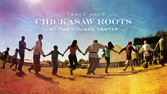 History & Culture : Trace your Chickasaw Roots at the Holisso Center