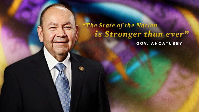 Gateway : The State of the Nation is Stronger than Ever