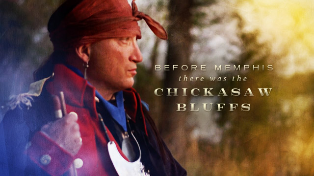 History & Culture : Before Memphis there was the Chickasaw Bluffs