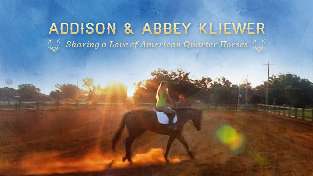 Gateway : Addison and Abbey Kliewer