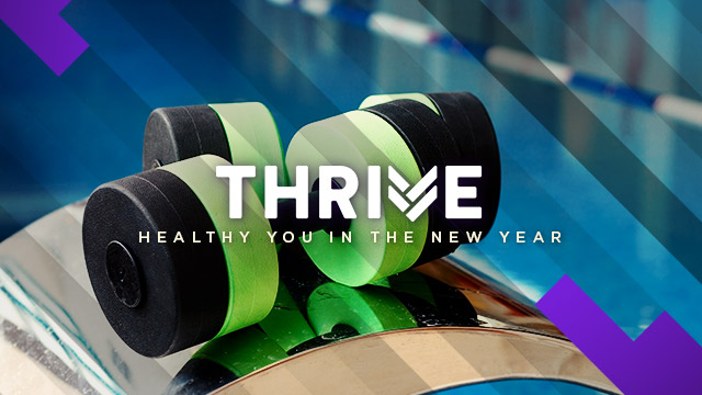 Gateway : Thrive - Healthy You in the New Year
